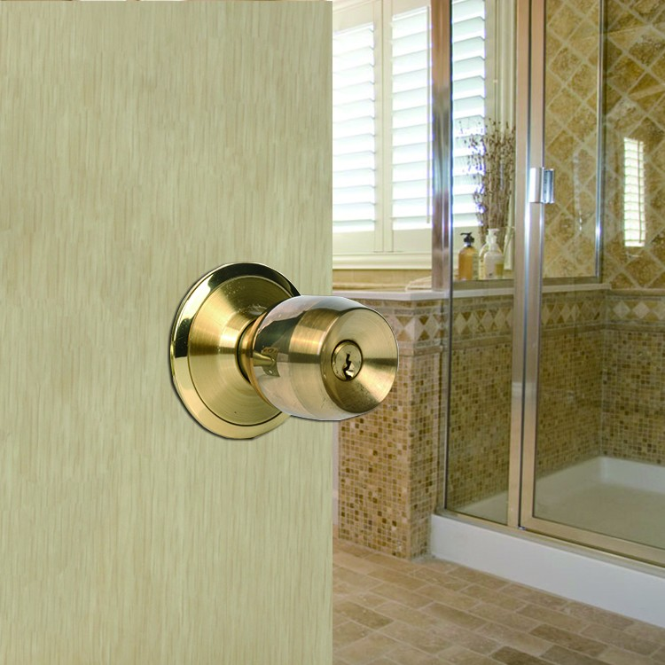 Coin Operated Restroom Door Locks: Best Selling Cylindrical Brass Stainless Steel Coin