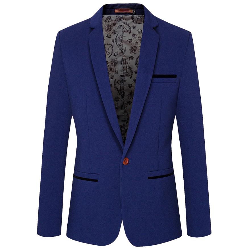 Compra naranja azul chaqueta online al por mayor de China