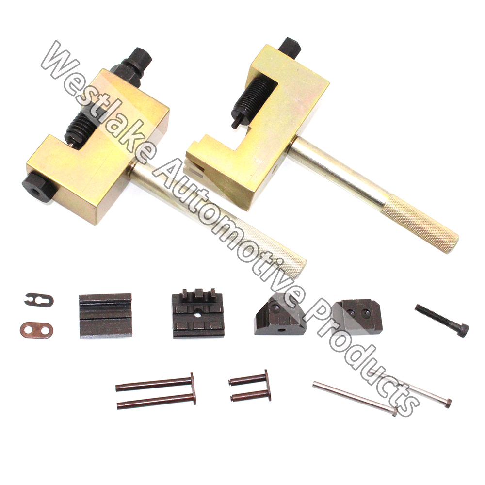 Timing Chains Riveting Tool Set Single Row and Double Row Used For Mercedes  Benz M102 M103 M116 M272 M273
