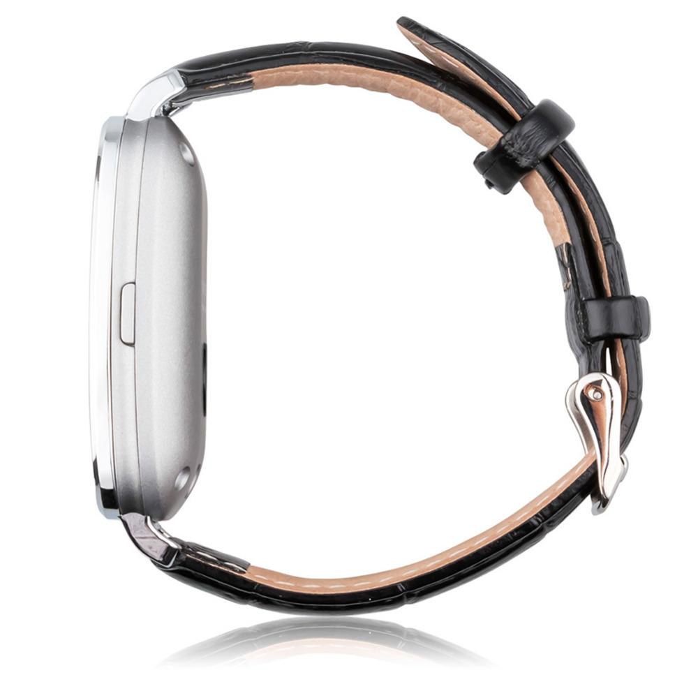Новый OUKITEL A28 1.54 8,0-дюймовый IPS MTK2502 bluetooth-смарт часы совместимость для IOS iPhone телефон шагомер трекер 40372# S0