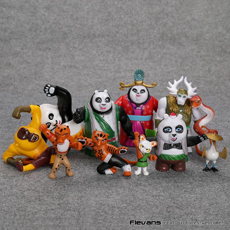 Kung Fu Panda Master Tigress Plush 31cm Tiger Plush Toys Biznes