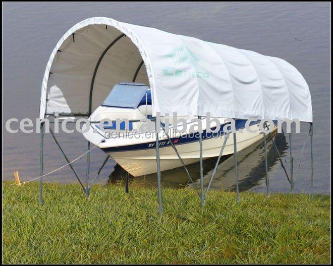 Dock Boat Shelter Car Canopy Tent Storage Shelter