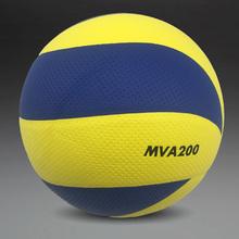 Nova Marca 2018 tamanho 5 PU voleibol oficial jogo MVA330 815fe6ed458a0