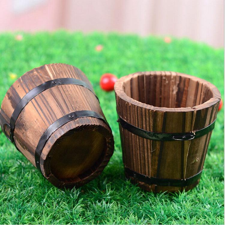 achetez en gros petit tonneau en bois en ligne des grossistes petit tonneau en bois chinois. Black Bedroom Furniture Sets. Home Design Ideas