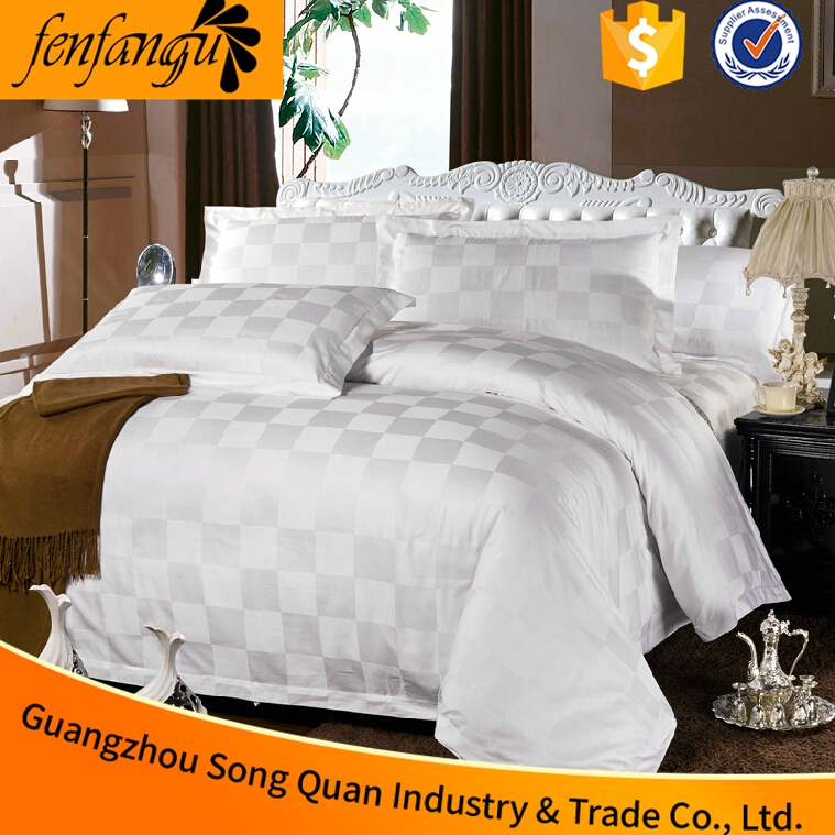 Wholesale Cheap Hilton Hotel Bedding Set Buy Bedding