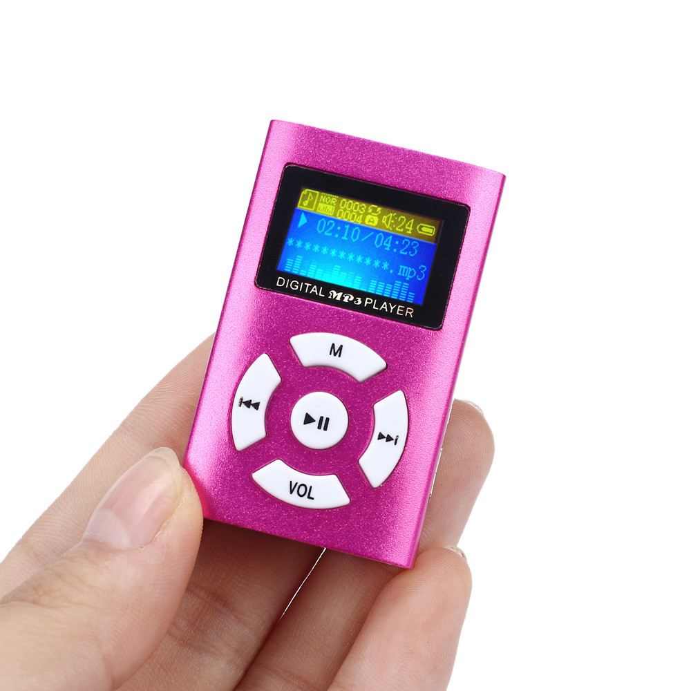 16d959c08 Detail Feedback Questions about Best Price USB Mini MP3 Player LCD Screen  Support 32GB Micro SD TF Card on Aliexpress.com | alibaba group