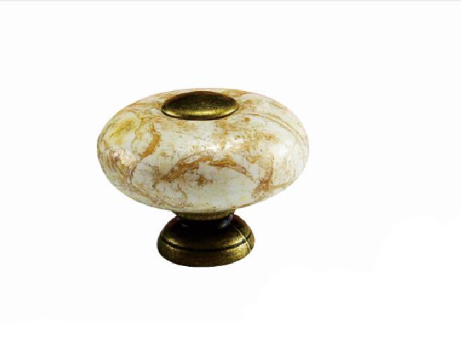 Aliexpress.com : Buy 2PCS 26mm Marble Ceramic Knobs