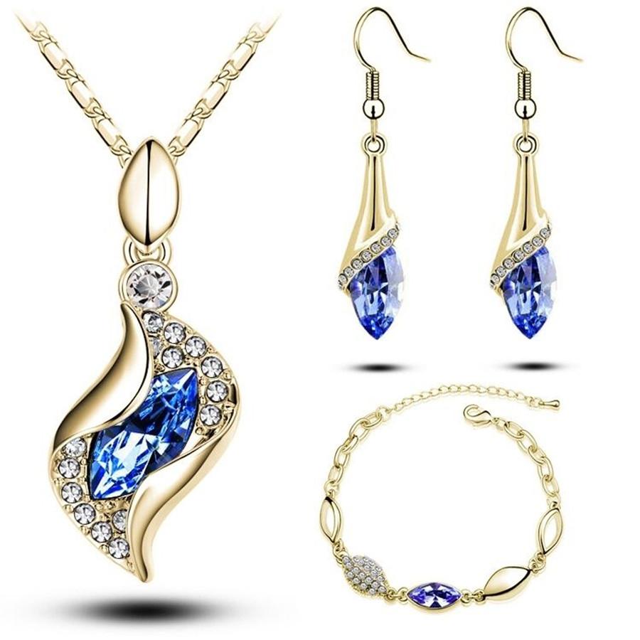 Locket Charm Bracelet: Free Shipping MODA Elegant Luxury Design New Fashion 18k