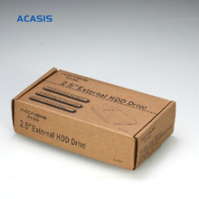 Free shipping 2 5 Original ACASIS HDD 500G External hard drive USB2 0 Mobile Portable Storage