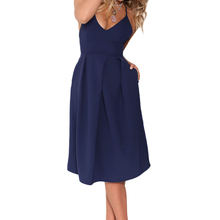 Women Dress 2016 Summer Dresses Eliacher Brand Plus Size Casual Female Clothing Evening Party Midi Dresses vestidos 6625