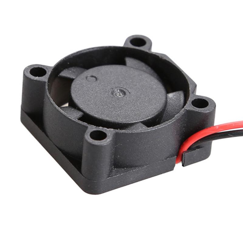 2510 S 5 В охладитель бесщеточный вентилятор 25 * 10 мм мини охлаждения радиатора E1Xc