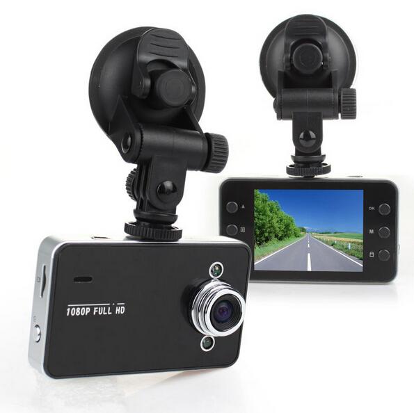 K6000 автомобильный видеорегистратор видеокамеры в-dash cam-рекордер Novaek Full HD 1080 P двойной из светодиодов ночного видения видео регистратор камеры автомобиля