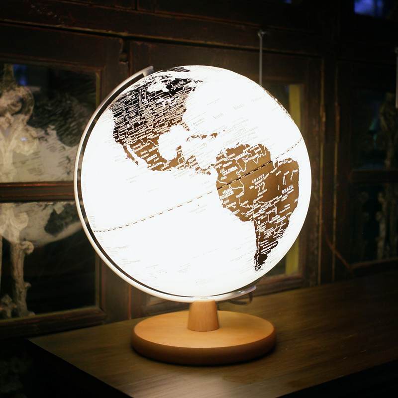 World Globe Table Lamp Table Lamps Globe Lamp Was Sold For R On May At