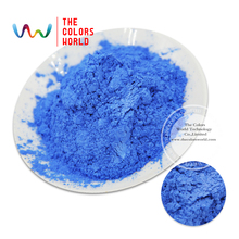 Interference Blue Color  Pearlescent pigment,pearl luster pigment,Mica Powder DIY   Nail Design ,Nail Polish 1 lot= 50g
