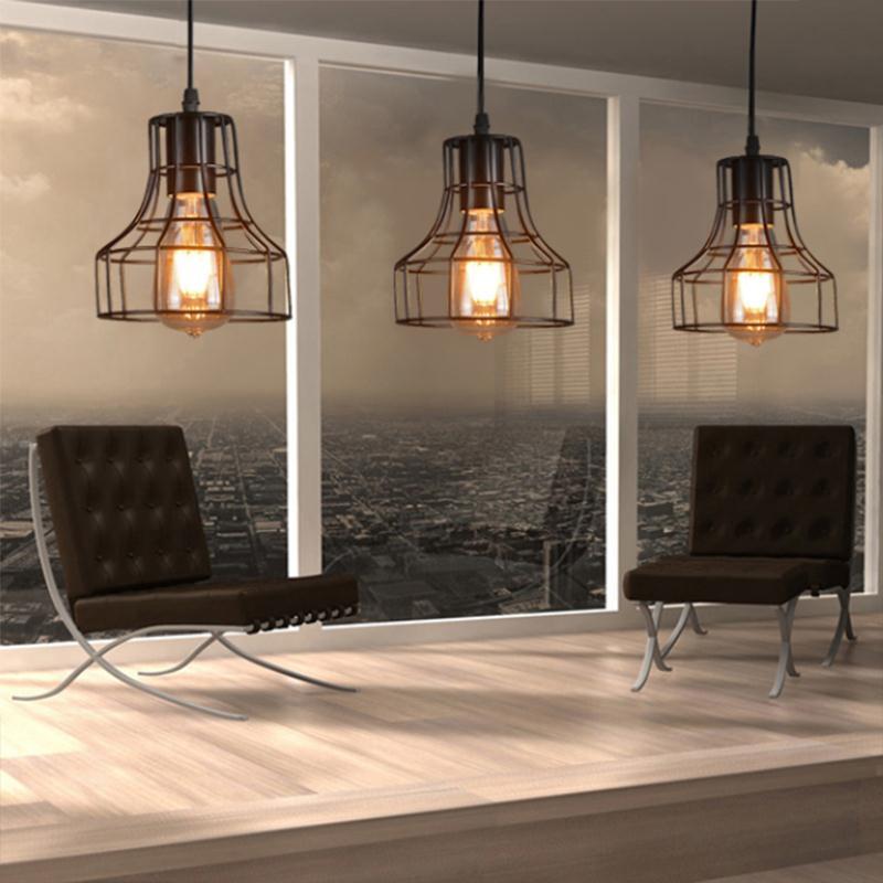 industrial style lampen lampen industrial style. Black Bedroom Furniture Sets. Home Design Ideas