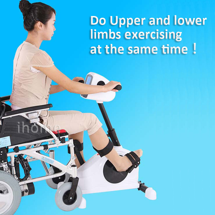 Children Adult Rehabilitation Limbs Exercises Machine Physiotherapy Therapy  BIKE HEMIPLEGIA MYASTHENIA Cerebral Stroke Patient