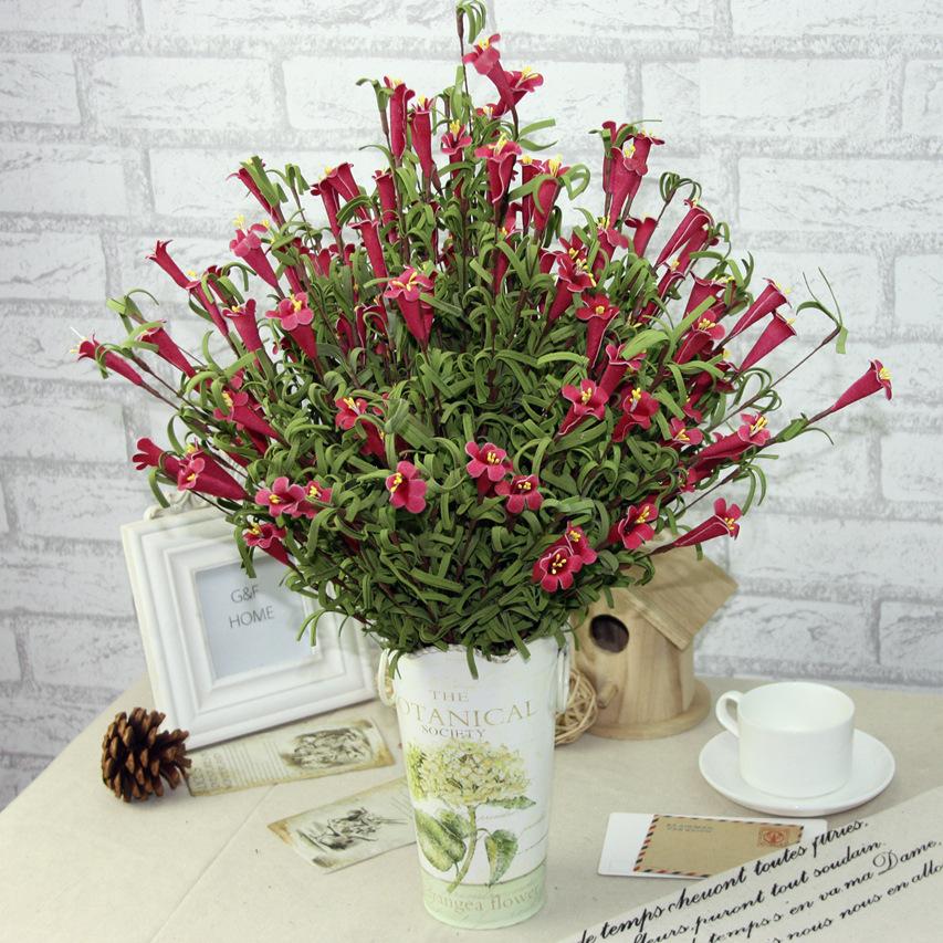 wholesale trade silk flower wedding decoration artificial flowers artificial flowers cheap. Black Bedroom Furniture Sets. Home Design Ideas