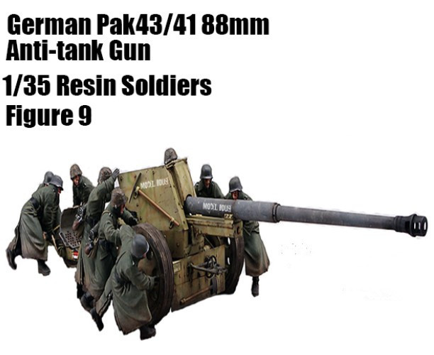 German 50 Mm Anti Tank Gun: Scale-Models-1-35-WW2-German-88mm-anti-tank-soldiers-9