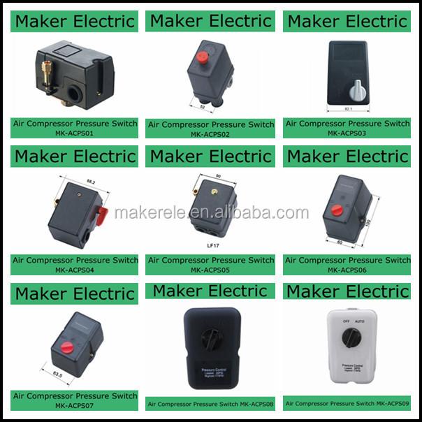 hot sale afford price 120v air compressor pressure switch mk acps14 maker electric. Black Bedroom Furniture Sets. Home Design Ideas