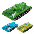 Free Shipping RC Fighting Battle Tanks Kids Toys Remote Control Battling Tank Toys K5BO