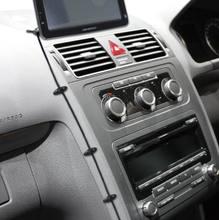 8pcs/lot Auto convenient multipurpose beam line Car cable connector quick finishing clamping clip buckle black