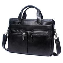 WESTAL Мужская сумка из натуральной кожи, сумки через плечо, мужская сумка-мессенджер, мужские сумки на плечо, 14 дюймов, портфели для ноутбука, м...(Китай)