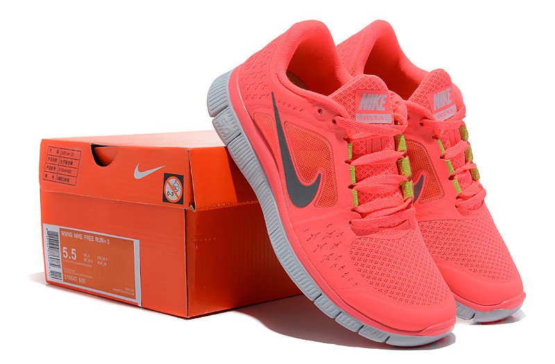 premium selection c39d1 c94c5 ... top quality womens nike free run 3 shoes neon pink e7f10 6ae95