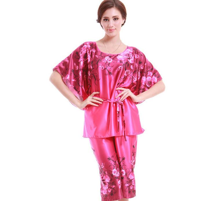 Mens Silk Kimono