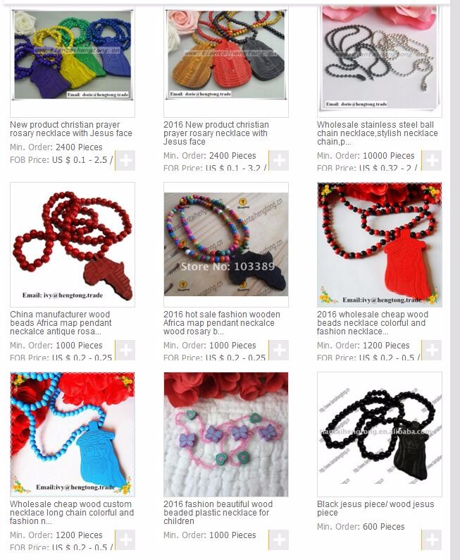 Fashion Necklace Fashion Necklace Direct From Hengtong Bamboo