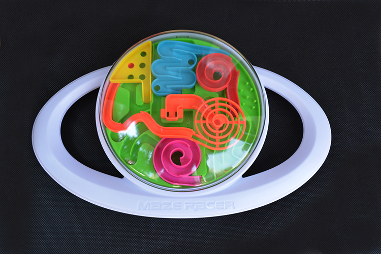 3d three dimensional maze ball Intelligence ball steering magical adult educational toys for children