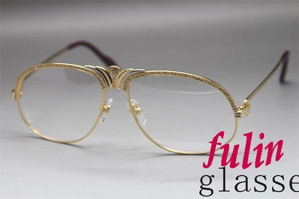 2019 Wholesale Hot Crown Bezel 1112565 Brand Eyeglasses In