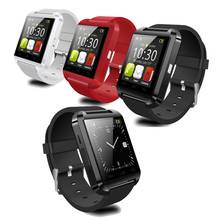 New Bluetooth Smart Watch U8 U Watch for Samsung HTC Huawei LG Xiaomi Android Phone Smartphones Support Sync Call Message