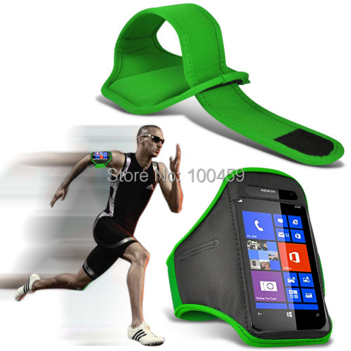 Для Nokia Lumia 1020 внешний аксессуар путешествия центр запуск браслет спорт чехол с бесплатная доставка для Noka 1020 повязки