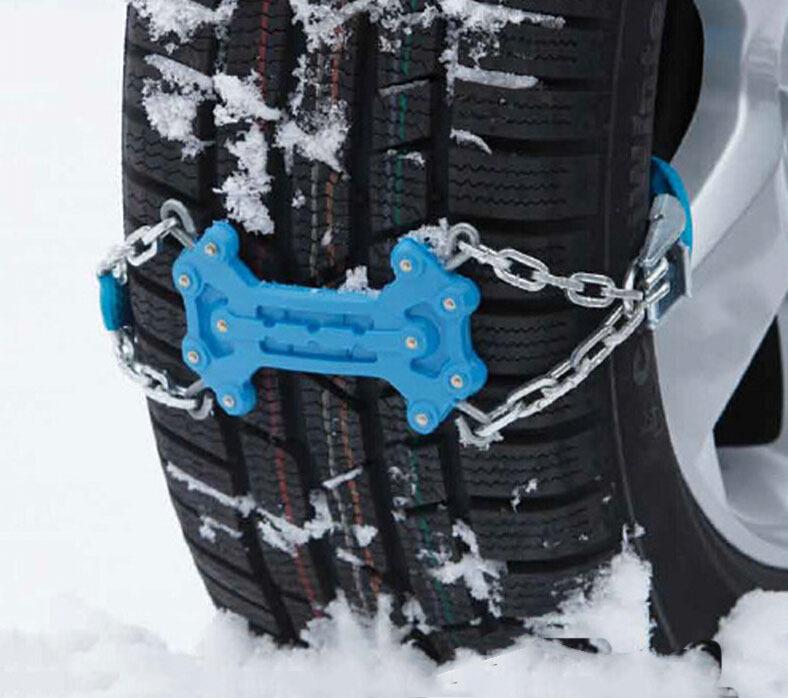 Безопасности проезжей части зиму авто сразу шин тяги доска автомобильных шин тяги борту переносная автомобилей антискользящая аварийного скольжения цепи