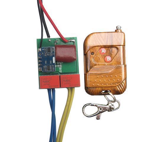 220 В двух-ходовой беспроводной пульт дистанционного управления / обучения кодекса / сверхмалого объема / импорт реле