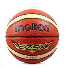 Оригинальный Поплавковый баскетбольный мяч EZ7X/EZ6X/EZ5X бренд высокого качества из натуральной расплавленной ПУ материала Официальный Размер ...(Китай)