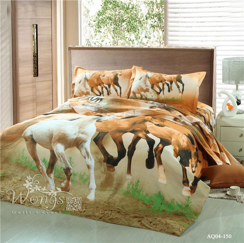 Popular Horse Duvet Covers Buy Cheap Horse Duvet Covers