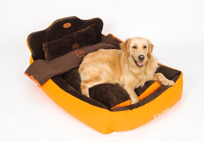 Golden Retriever Cat Small Dog Bed Best Dog Beds For Older