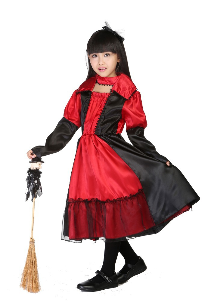 Online Buy Wholesale witch costumes kids from China witch