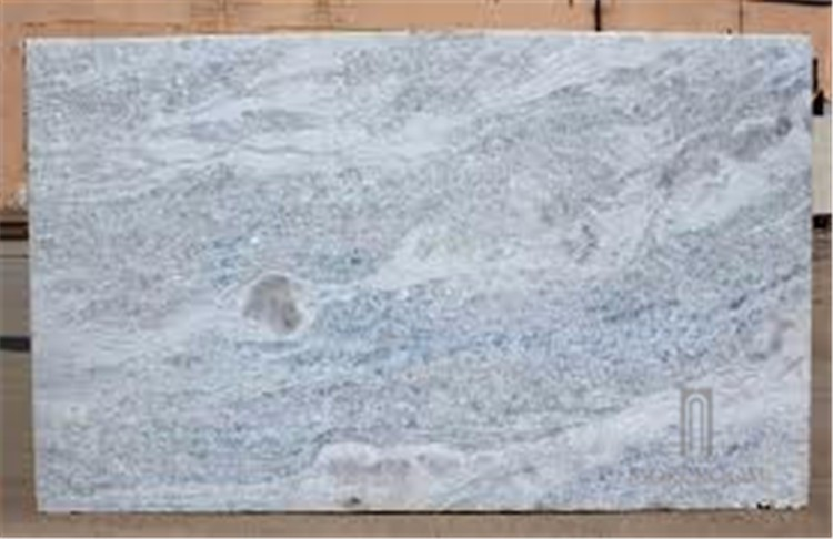 Calcite Azul Extra Marble Slabs Calcite Blue Polished Slab From China Stonecontact Com