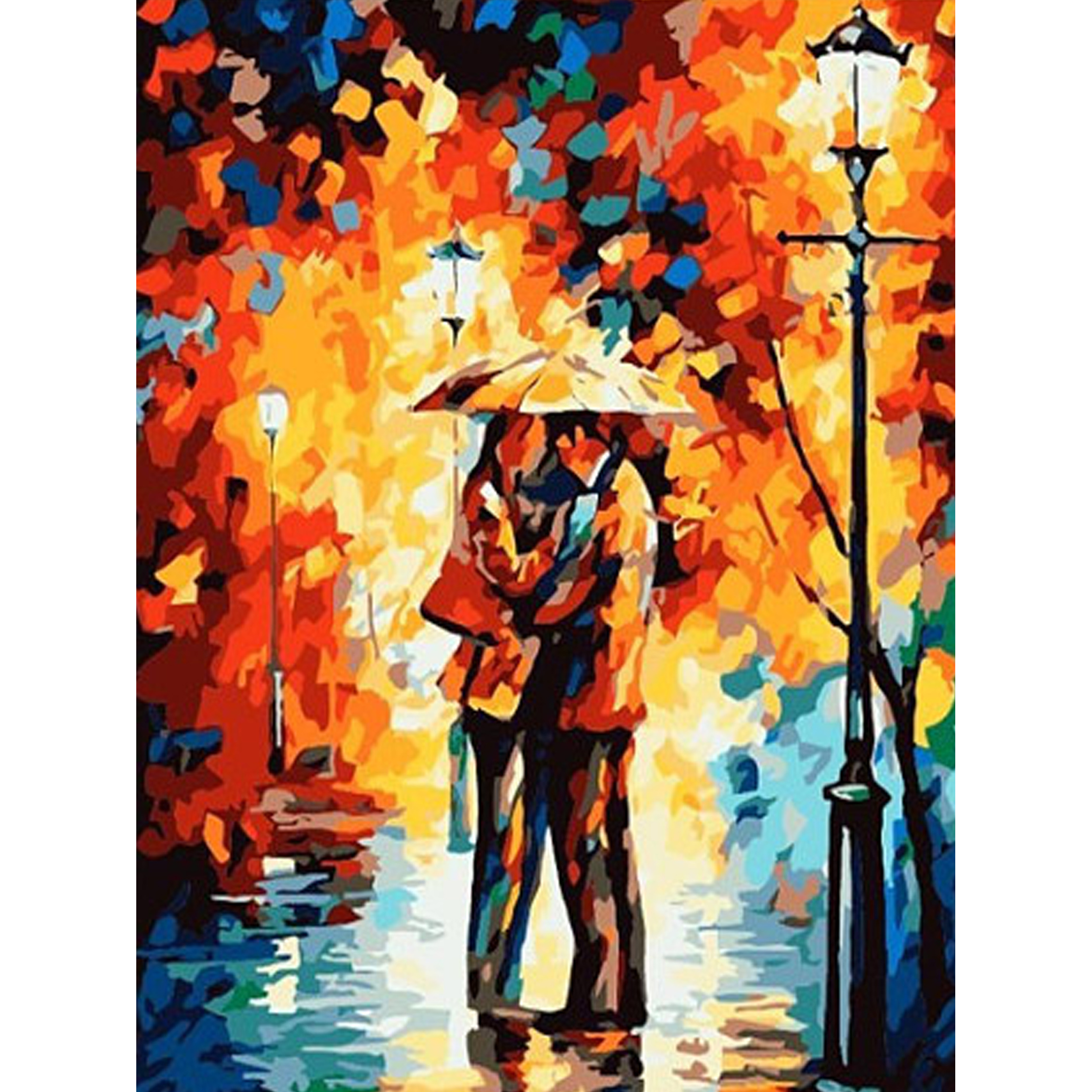 HWA-056 Western Style home decor 5D square Diy Diamond Painting Embroidery gift love hug living room sticker 60X80CM