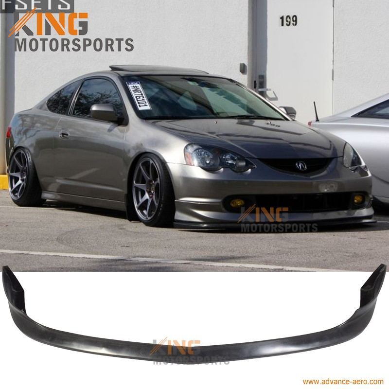 Fit For 2002 2003 2004 Acura RSX Dc5 As Urethane Front