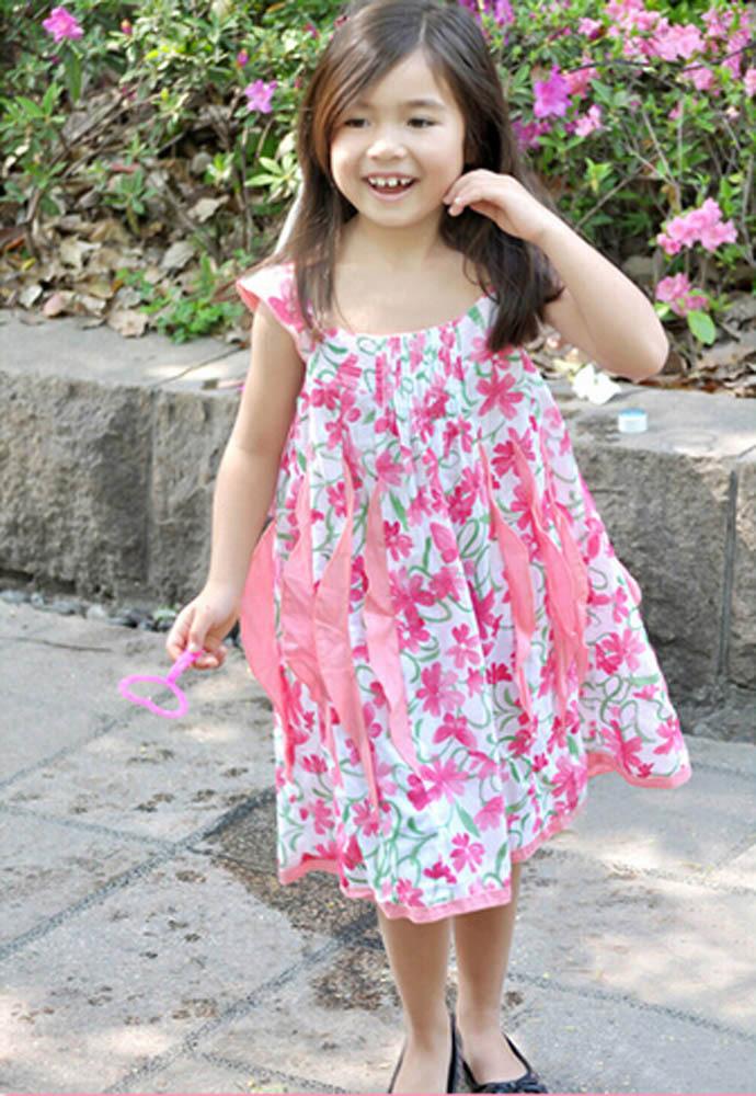 little party font b dress b font baby girl flower font b dress b font font