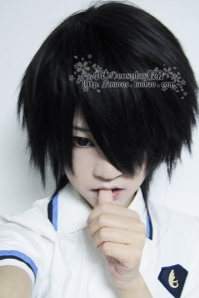 Popular L Death Note Cosplay Wig-Buy Cheap L Death Note ...