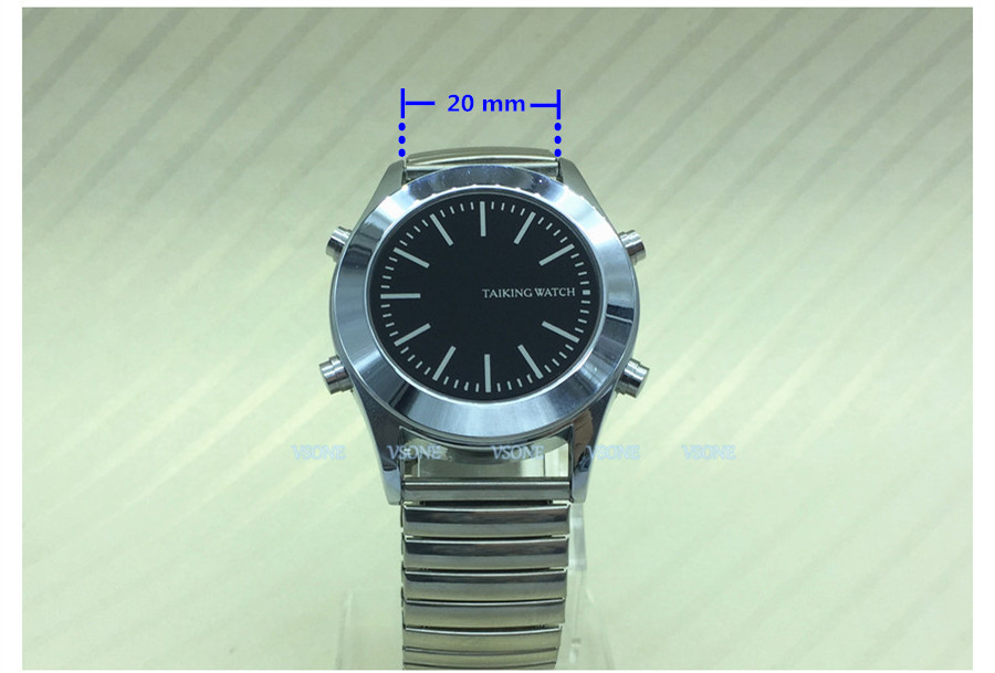 English Talking Watch for Blind or Visually Impaired or ...