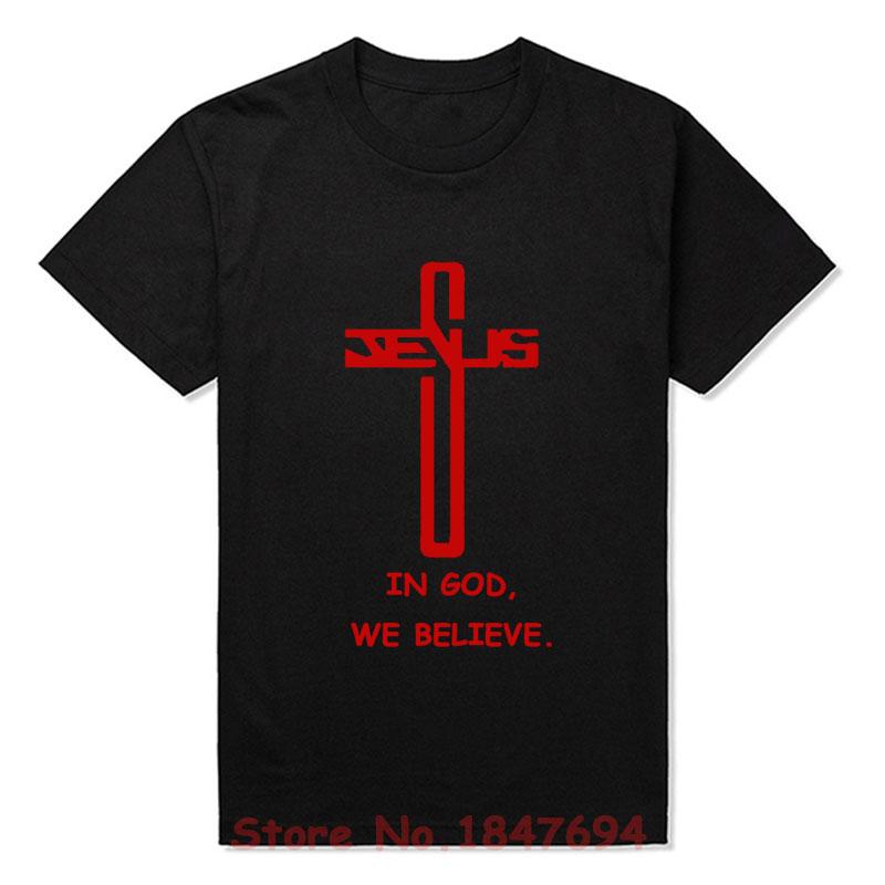 Compra Christian camisetas online al por mayor de China