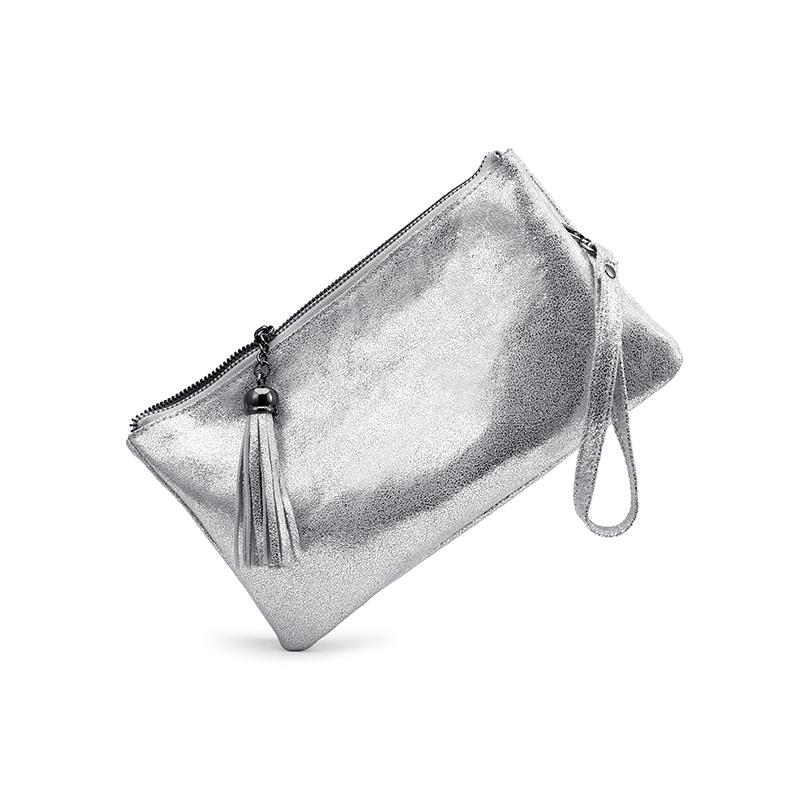 Женская сумка через плечо Realer, Высококачественная сумка-мессенджер из натуральной кожи для дам, сумочка и клатч, роскошный дизайн(Китай)
