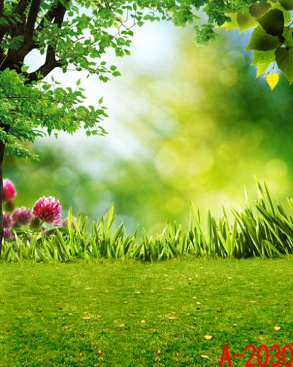 Online Natural Scenery Easter Cards 99
