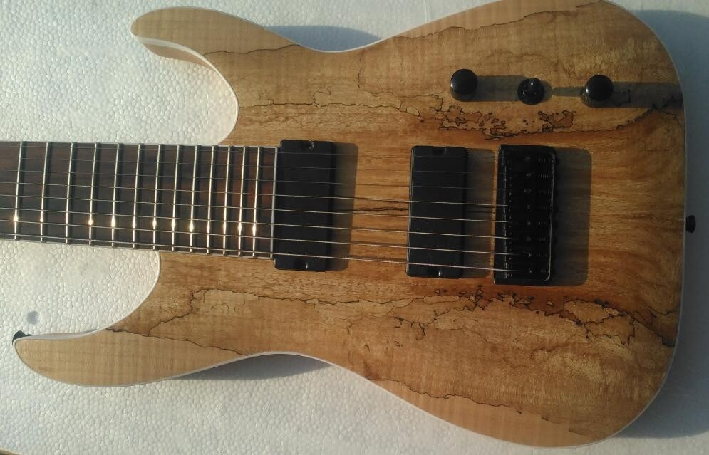 wholesale good quality mahogany solid wood 7 string electric guitar electric guitars for. Black Bedroom Furniture Sets. Home Design Ideas