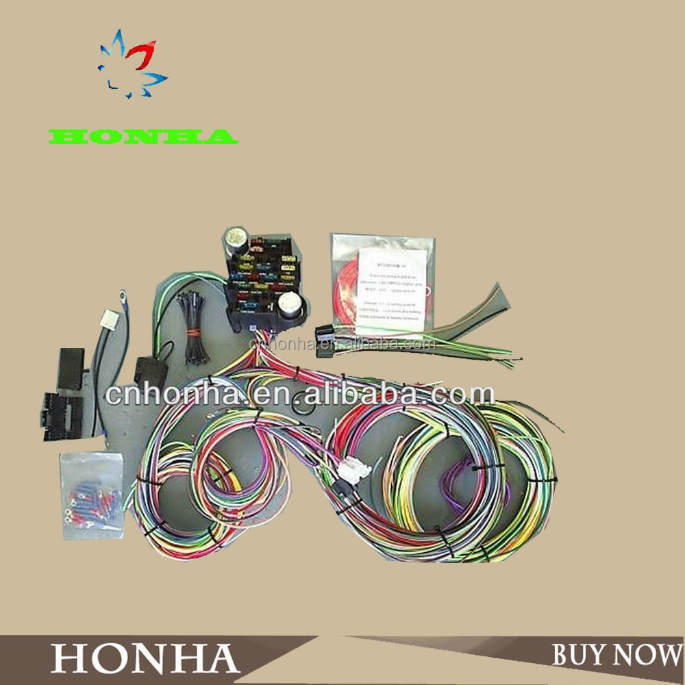 Ez Wiring 21 Circuit Harness